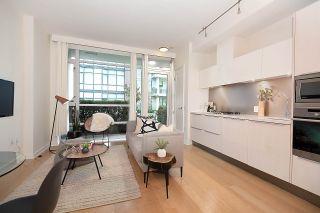 """Photo 6: 193 WALTER HARDWICK Avenue in Vancouver: False Creek Condo for sale in """"BRIDGE"""" (Vancouver West)  : MLS®# R2512536"""