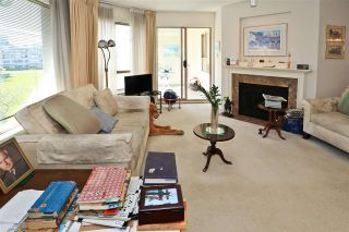 "Photo 3: 310 1859 SPYGLASS Place in Vancouver: False Creek Condo for sale in ""SAN REMO COURT"" (Vancouver West)  : MLS®# R2569045"