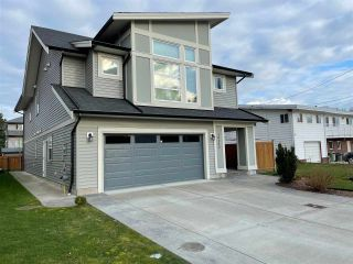 """Main Photo: 10232 MANOR Drive in Chilliwack: Fairfield Island House for sale in """"Fairmanor"""" : MLS®# R2548560"""