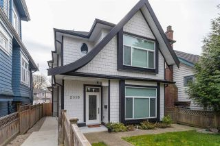 Photo 2: 2018 E 12TH Avenue in Vancouver: Grandview Woodland 1/2 Duplex for sale (Vancouver East)  : MLS®# R2550798