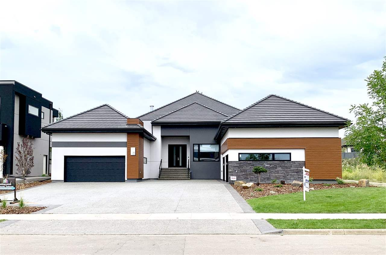 Main Photo: 15 WINDERMERE Drive in Edmonton: Zone 56 House for sale : MLS®# E4224206