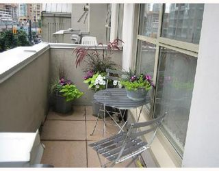Photo 7: TH6 989 RICHARDS Street in Vancouver West: Downtown VW Home for sale ()  : MLS®# V658985