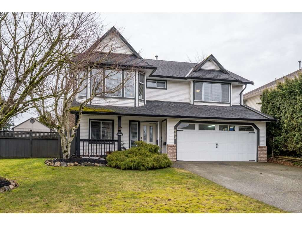 Main Photo: 8272 TANAKA TERRACE in Mission: Mission BC House for sale : MLS®# R2541982
