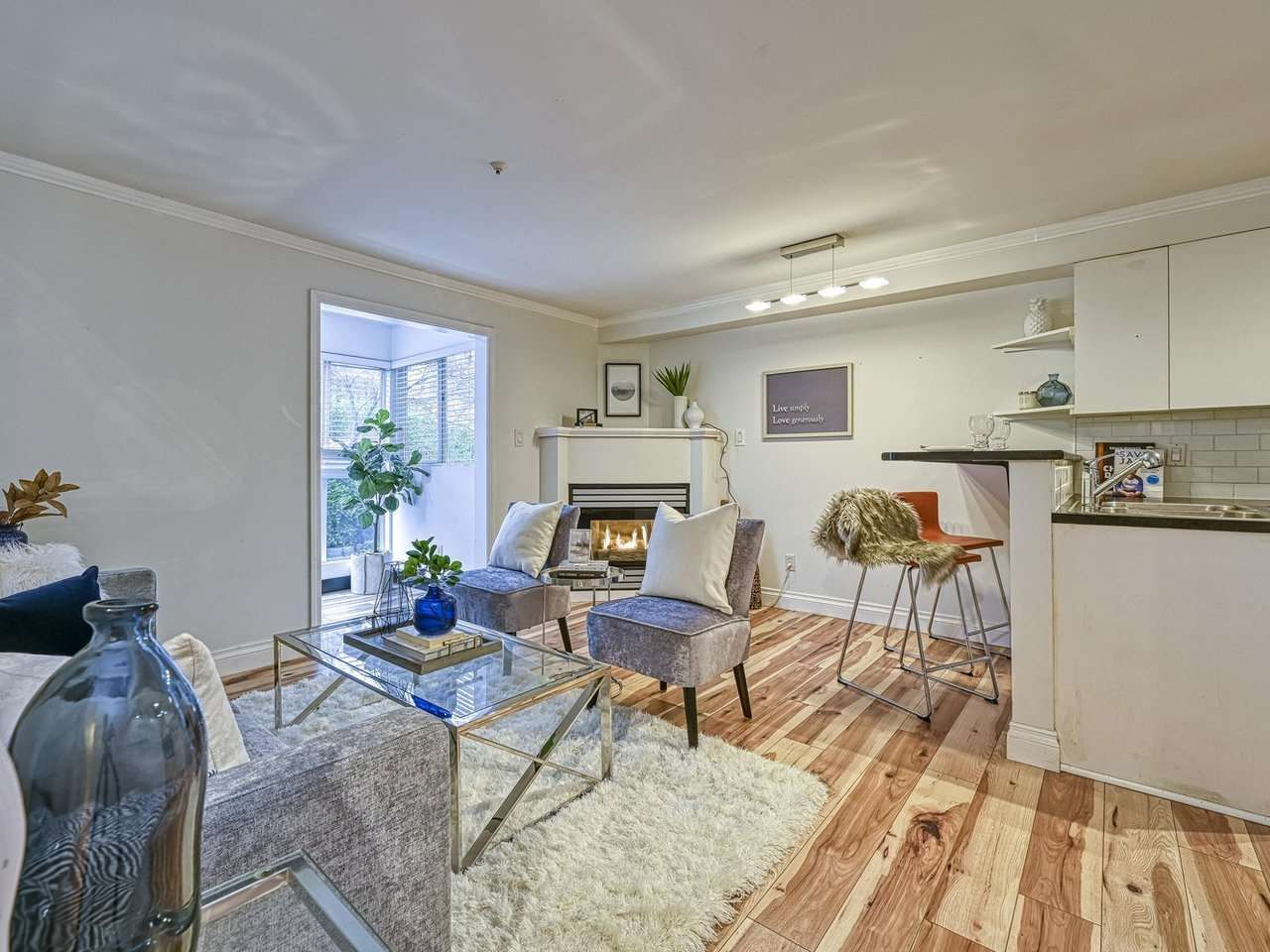 """Main Photo: 211 2211 WALL Street in Vancouver: Hastings Condo for sale in """"PACIFIC LANDING"""" (Vancouver East)  : MLS®# R2544434"""