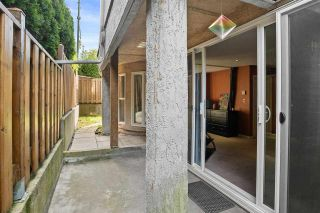 """Photo 4: 101 3505 W BROADWAY in Vancouver: Kitsilano Condo for sale in """"COLLINGWOOD PLACE"""" (Vancouver West)  : MLS®# R2579315"""