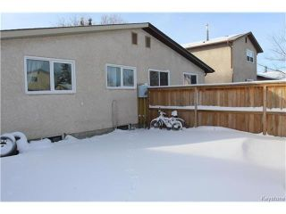 Photo 14: 35 Sage Wood Avenue in Winnipeg: Sun Valley Park Residential for sale (3H)  : MLS®# 1703388
