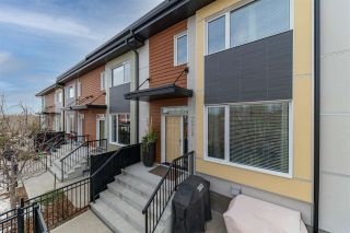 Photo 2: 7512 MAY Common in Edmonton: Zone 14 Townhouse for sale : MLS®# E4236152