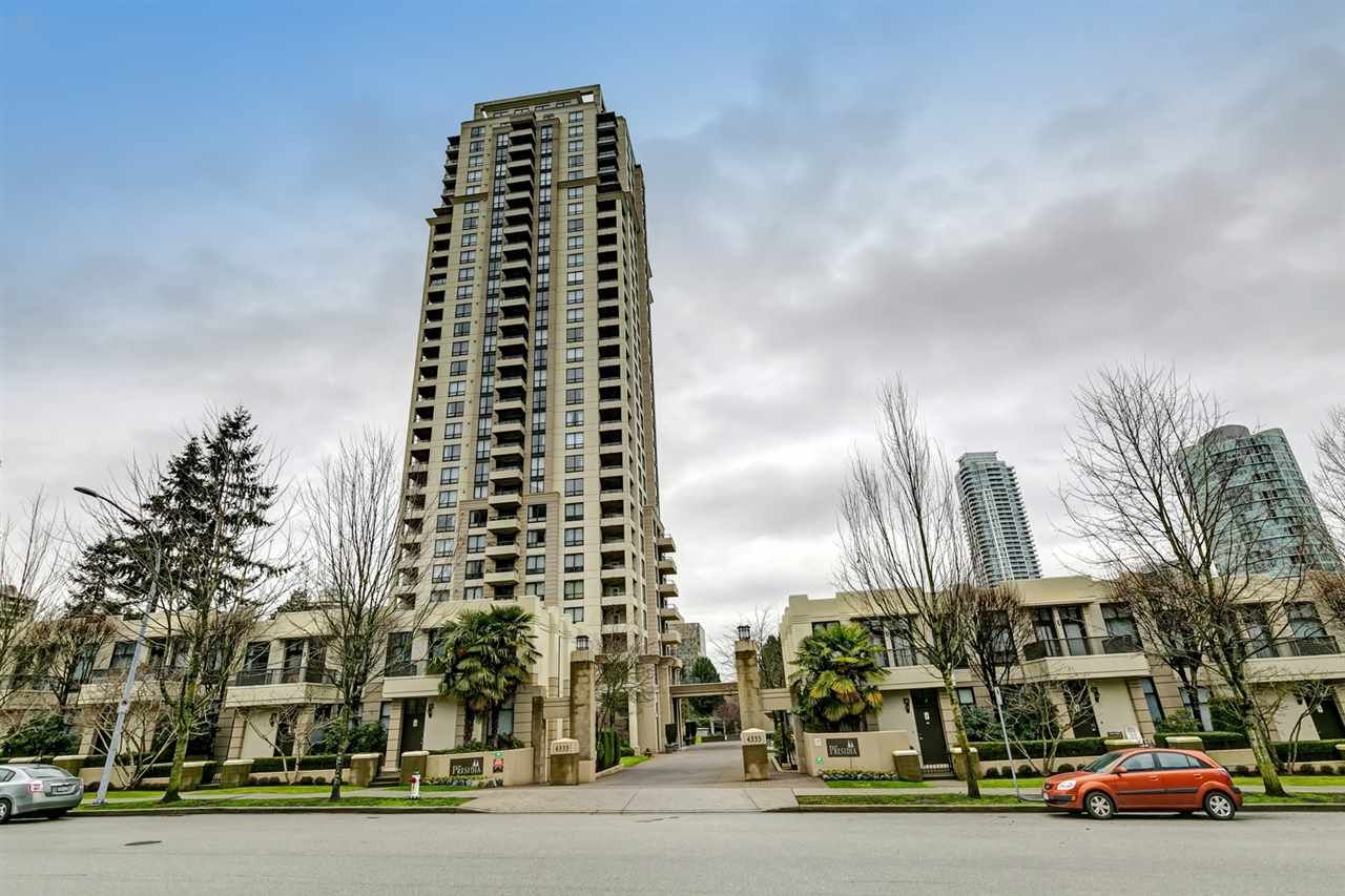"""Main Photo: 3006 4333 CENTRAL Boulevard in Burnaby: Metrotown Condo for sale in """"Presidia"""" (Burnaby South)  : MLS®# R2423050"""