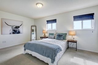 Photo 1: 161 Bayside Point SW: Airdrie Row/Townhouse for sale : MLS®# A1106831