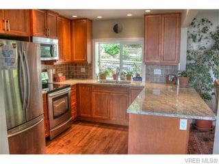 Photo 3: 5036 Sunrise Terr in VICTORIA: SE Cordova Bay House for sale (Saanich East)  : MLS®# 743056