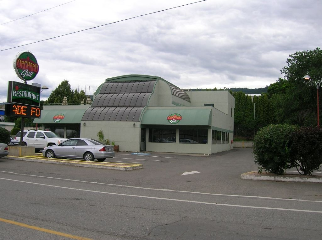 Main Photo: 1789 East Trans Canada Highway in Kamloops: Valleyview Commercial for sale : MLS®# 104706