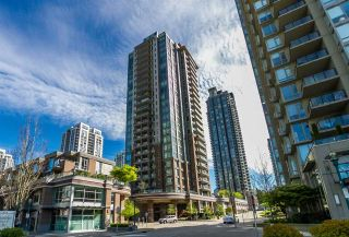 """Photo 1: 2203 1155 THE HIGH Street in Coquitlam: North Coquitlam Condo for sale in """"M1"""" : MLS®# R2052696"""