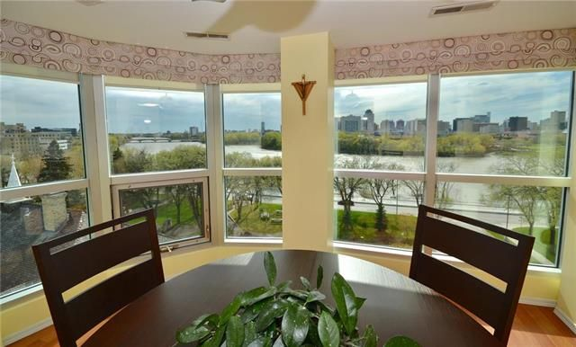 Photo 3: Photos: 703 500 Tache Avenue in Winnipeg: St Boniface Condominium for sale (2A)  : MLS®# 1911169