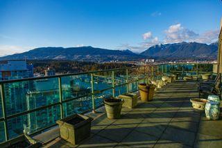 "Photo 6: 2601 555 JERVIS Street in Vancouver: Coal Harbour Condo for sale in ""HARBOURSIDE PARK II"" (Vancouver West)  : MLS®# R2614500"