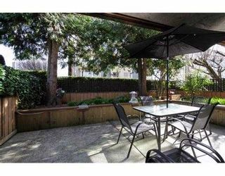 """Photo 17: 101 410 AGNES Street in New Westminster: Downtown NW Condo for sale in """"MARSEILLE PLAZA"""" : MLS®# V1069596"""
