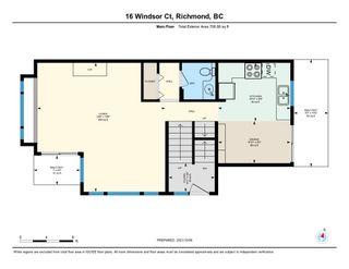 "Photo 19: 16 22888 WINDSOR Court in Richmond: Hamilton RI Townhouse for sale in ""WINDSOR GARDENS"" : MLS®# R2624182"