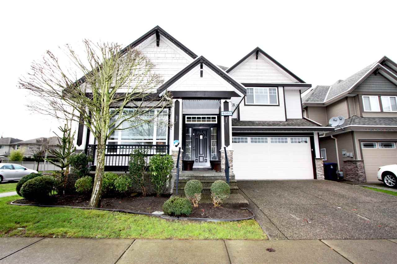 Main Photo: 6303 167B Street in Surrey: Cloverdale BC House for sale (Cloverdale)  : MLS®# R2123835