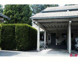 "Main Photo: 15776 MCBETH Road in Surrey: King George Corridor Townhouse for sale in ""ALDERWOOD"" (South Surrey White Rock)  : MLS®# F2913274"