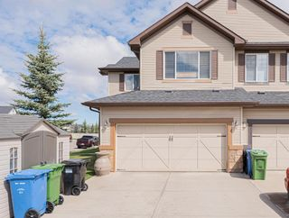 Main Photo: 202 Silverado Range Place SW in Calgary: Silverado Semi Detached for sale : MLS®# A1102425