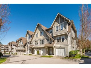 """Photo 1: 52 15175 62A Avenue in Surrey: Sullivan Station Townhouse for sale in """"BROOKLANDS Panorama Place"""" : MLS®# R2565279"""