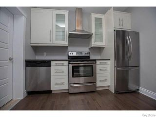 Photo 11: 757 Ashburn Street in WINNIPEG: West End / Wolseley Residential for sale (West Winnipeg)  : MLS®# 1527184