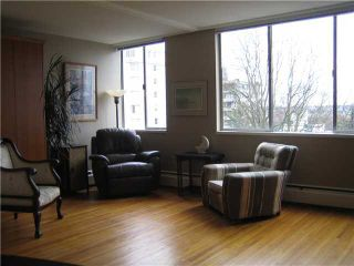 "Photo 7: 501 1250 BURNABY Street in Vancouver: West End VW Condo for sale in ""THE HORIZON"" (Vancouver West)  : MLS®# V878891"