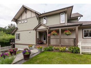 """Photo 2: 95 4401 BLAUSON Boulevard in Abbotsford: Abbotsford East Townhouse for sale in """"Sage Homes at Auguston"""" : MLS®# R2473999"""