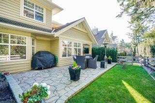 """Photo 18: 75 15500 ROSEMARY HEIGHTS Crescent in Surrey: Morgan Creek Townhouse for sale in """"CARRINGTOON"""" (South Surrey White Rock)  : MLS®# R2238991"""