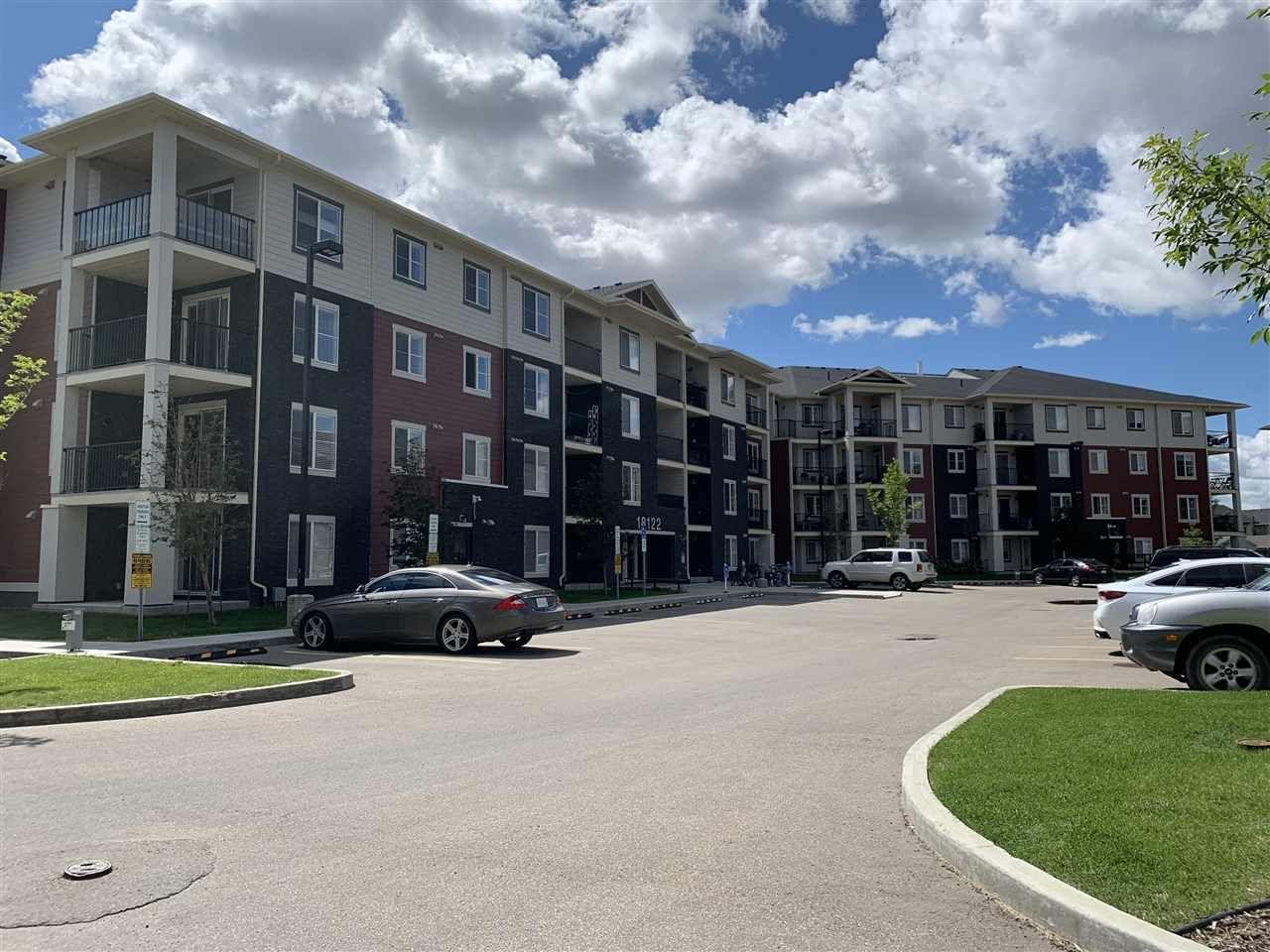 Main Photo: 216 18122 77 Street in Edmonton: Zone 28 Condo for sale : MLS®# E4160636