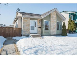 Photo 1: 595 Paddington Road in Winnipeg: River Park South Residential for sale (2F)  : MLS®# 1704729