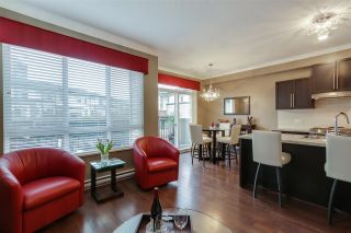 """Photo 8: 27 1125 KENSAL Place in Coquitlam: New Horizons Townhouse for sale in """"KENSAL WALK"""" : MLS®# R2035767"""