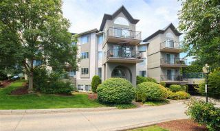 "Photo 2: 215 32725 GEORGE FERGUSON Way in Abbotsford: Abbotsford West Condo for sale in ""THE UPTOWN"" : MLS®# R2109860"