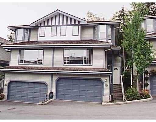 Main Photo: 127 2998 ROBSON DR in Coquitlam: Westwood Plateau Townhouse for sale : MLS®# V539450