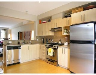 Photo 1: # 10 9229 UNIVERSITY CR in Burnaby: House for sale : MLS®# V704747