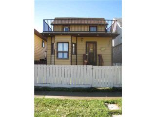 Photo 1: 123 18 Avenue NW in CALGARY: Tuxedo Residential Detached Single Family for sale (Calgary)  : MLS®# C3537596