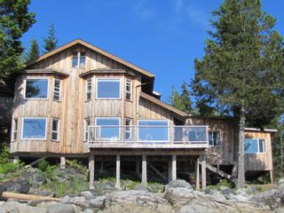 Photo 2: Lot C Coulter Island in : Isl Small Islands (Campbell River Area) House for sale (Islands)  : MLS®# 855306