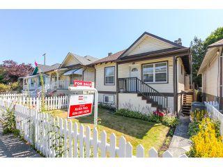 Photo 1: 3042 SOPHIA Street in Vancouver: Mount Pleasant VE House for sale (Vancouver East)  : MLS®# V1129285