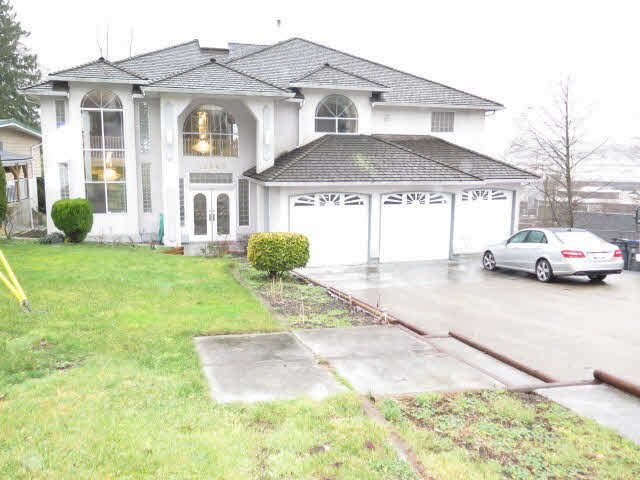 Main Photo: 11345 ROYAL CRESCENT in North Surrey: Royal Heights House for sale ()  : MLS®# F1431869
