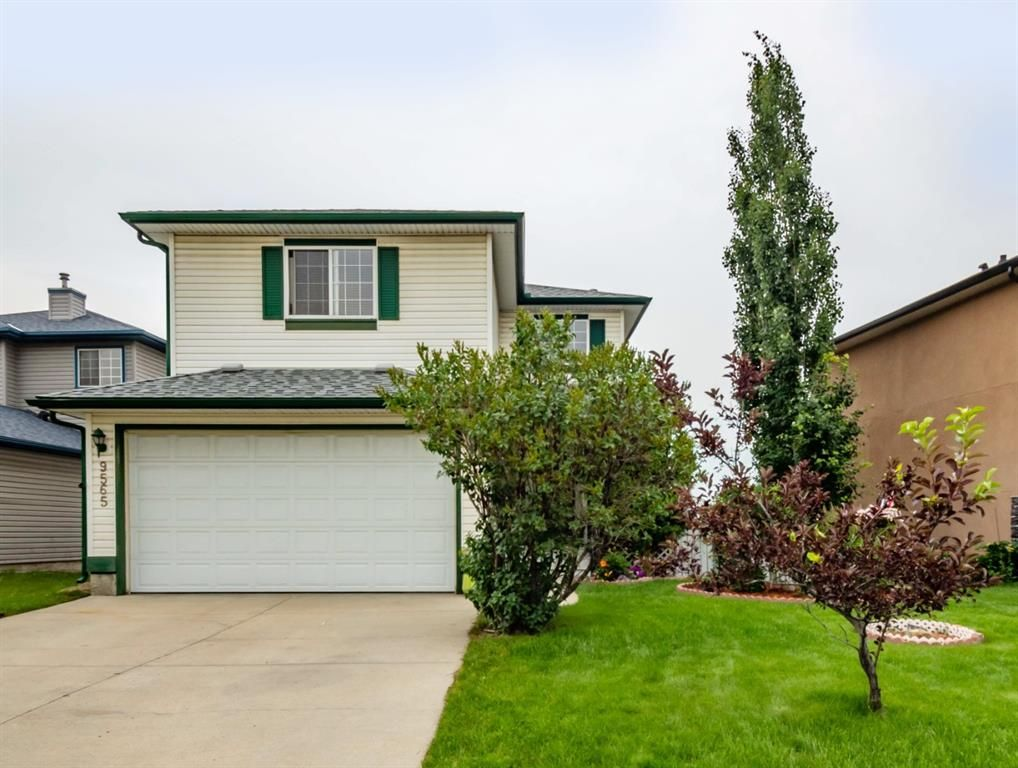 Main Photo: 9565 Hidden Valley Drive NW in Calgary: Hidden Valley Detached for sale : MLS®# A1128213
