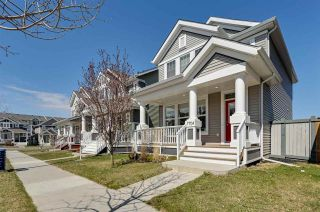 Photo 1: 7704 24 Avenue in Edmonton: Zone 53 House for sale : MLS®# E4242056