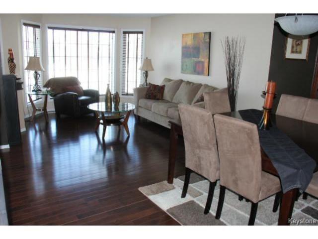 Photo 8: Photos: 100 Harding Crescent in WINNIPEG: St Vital Residential for sale (South East Winnipeg)  : MLS®# 1403083