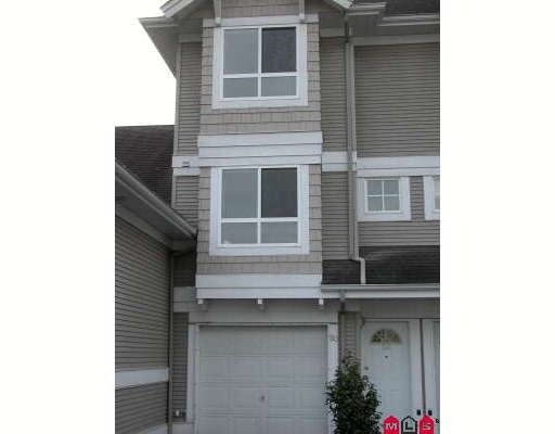 """Main Photo: 20 20890 57TH Avenue in Langley: Langley City Townhouse for sale in """"ASPEN GABLES"""" : MLS®# F2902731"""