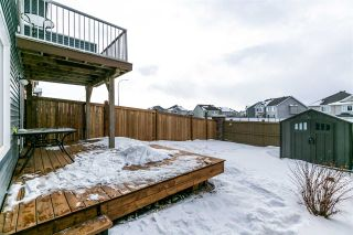 Photo 27: 3400 WEIDLE Way in Edmonton: Zone 53 House Half Duplex for sale : MLS®# E4229486