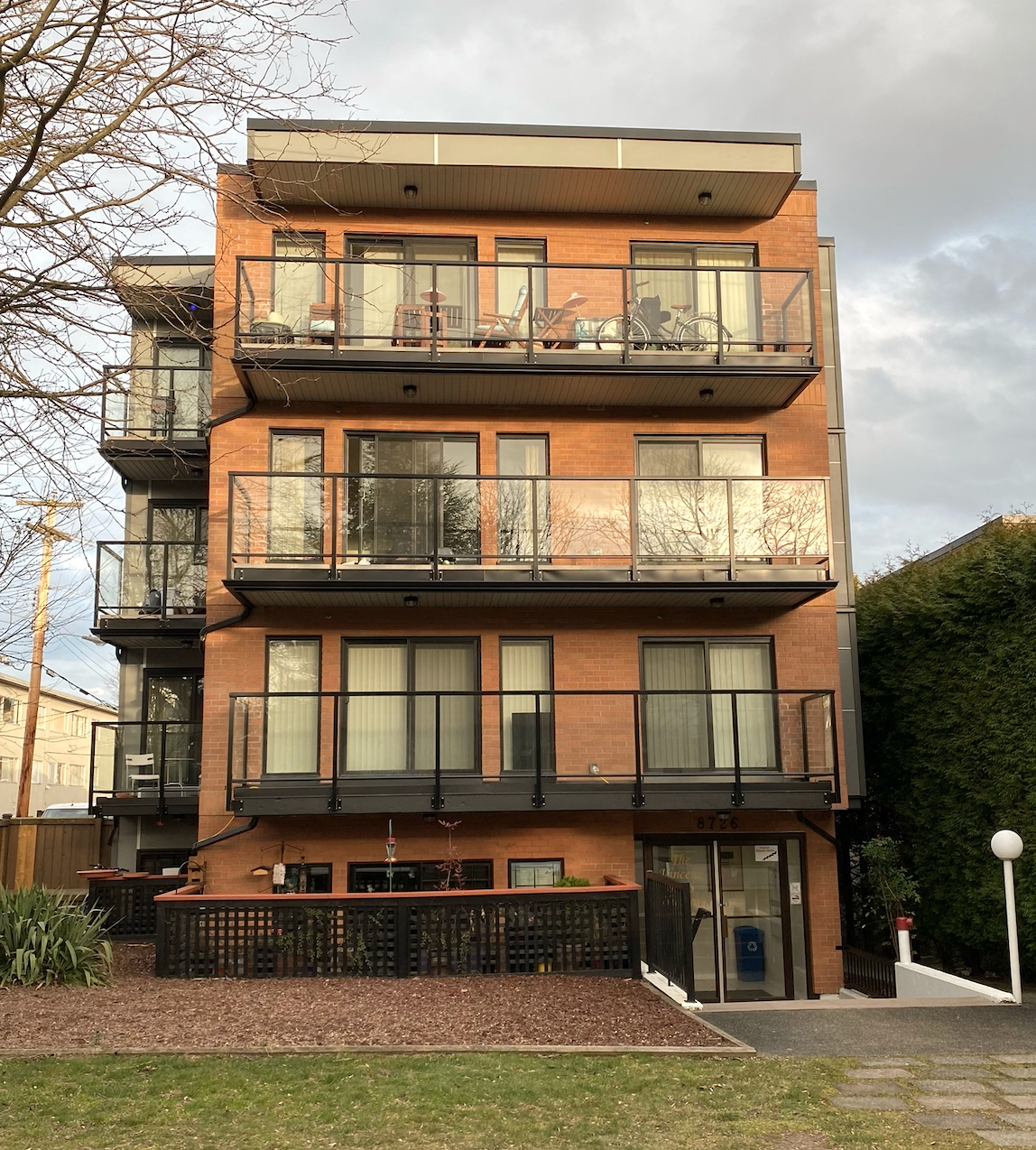 Main Photo: 8726 Hudson Street in Vancouver: Marpole VW Multifamily for sale (Vancouver West)  : MLS®# C8033862
