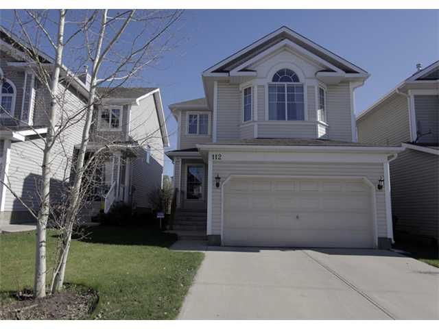 Main Photo: 112 TUSCANY Drive NW in CALGARY: Tuscany Residential Detached Single Family for sale (Calgary)  : MLS®# C3568210