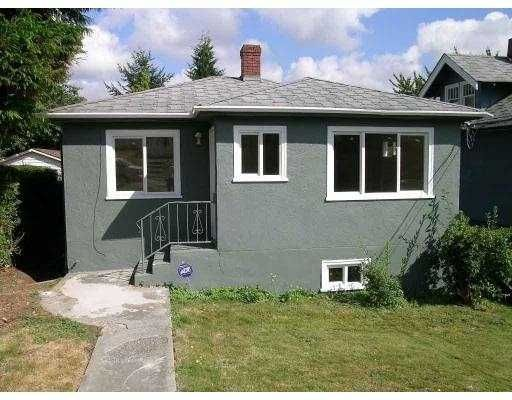 Main Photo: 317 Nootka Street in New Westminster: The Heights NW House for sale