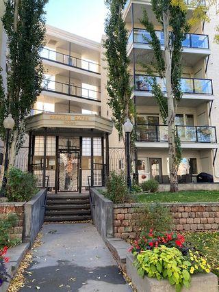 Photo 2: 424, 10023 110 Street in Edmonton: Condo for rent