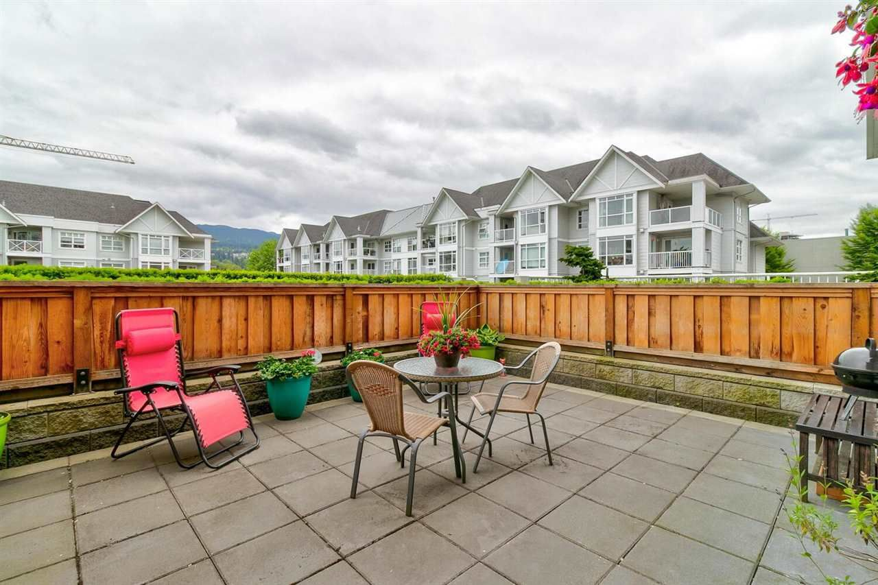 """Main Photo: 110 3122 ST JOHNS Street in Port Moody: Port Moody Centre Condo for sale in """"SONRISA"""" : MLS®# R2587889"""
