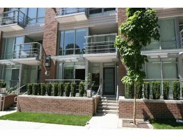 Main Photo: 863 RICHARDS STREET in Vancouver: Downtown VW Townhouse for sale (Vancouver West)  : MLS®# R2013537