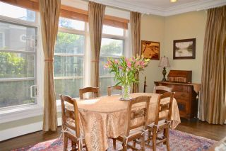 """Photo 5: 3439 OSLER Street in Vancouver: Shaughnessy Townhouse for sale in """"OSLER BY THE CRESCENT"""" (Vancouver West)  : MLS®# R2455781"""